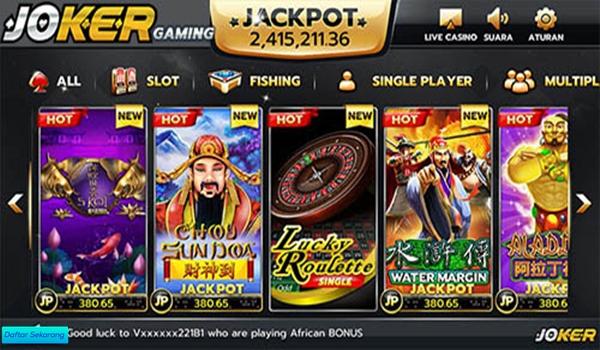 Cara Curang Menang Slot Online Game 100% Jitu
